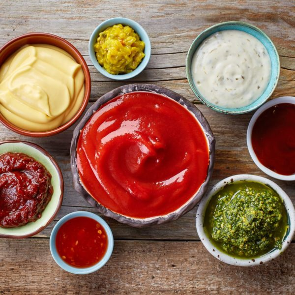 Sauces & Dips